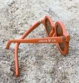 Grech & Co Zonnebril - Rust