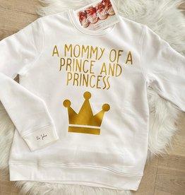 La Jolie A mommy of a prince and princess