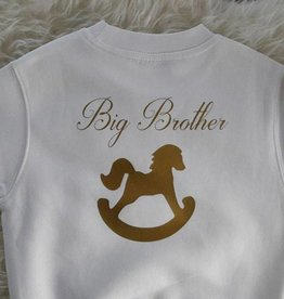 "La Jolie Trui kind ""Big brother"" wit"
