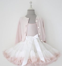 "Tutu ""mommy and me"" wit met roze"