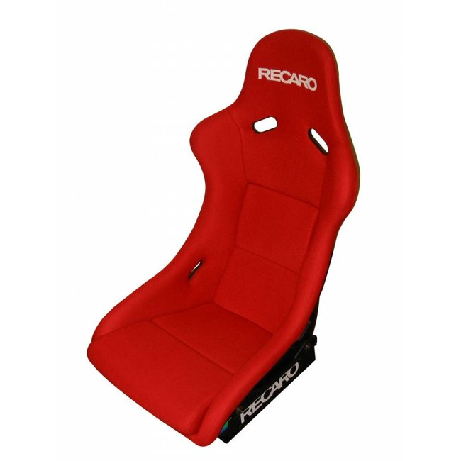 Recaro Pole Position FiA Velours Rood