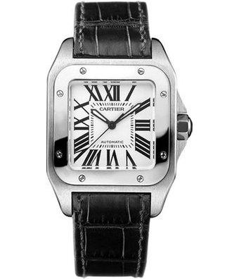 Cartier Santos 100 MM W20106X8
