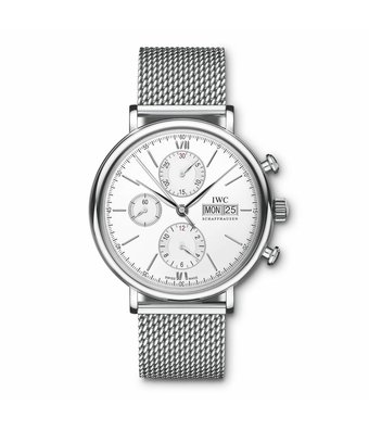 IWC Horloge Portofino 42mm Chronograph IW391009