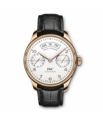 IWC Horloge Portugieser 44mm Annual Calendar IW503504