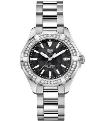 TAG Heuer Horloge Aquaracer Lady 300M 35mm WAY131P.BA0748