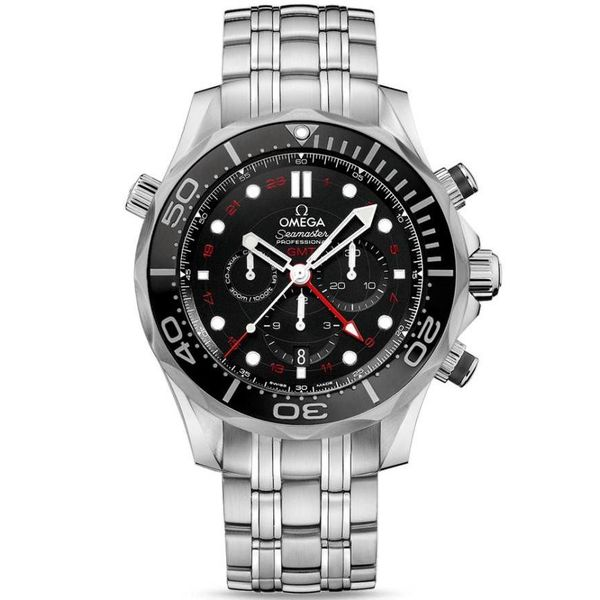 Seamaster Diver 300M 44mm GMT Chronograph