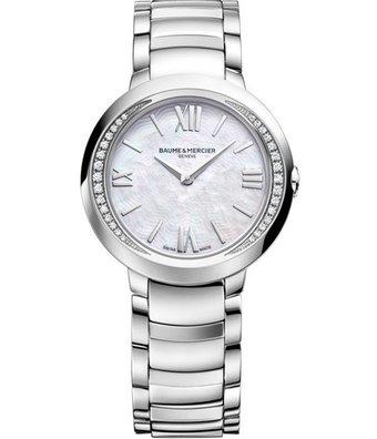 Baume & Mercier Horloge Promesse 30mm M0A10160