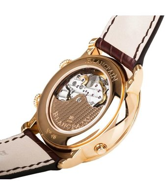 Blancpain Villeret 40mm Ultra Slim Reveil GMT (6640-3642-55B)