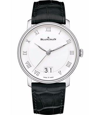 Blancpain Villeret Large Date (6669-1127-55B)