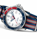 "Omega Seamaster Diver 300m James Bond 007 ""Commander's Watch"" Limited Edtion"