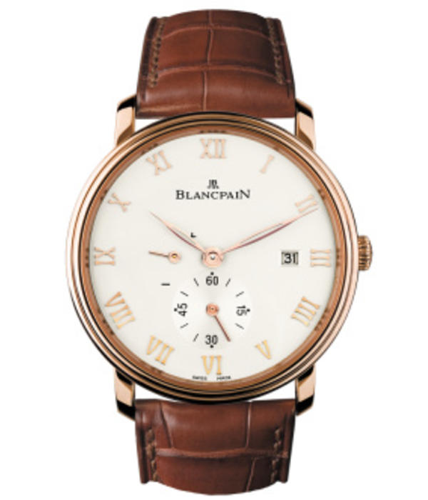 Blancpain Villeret 40mm Ultra Slim (6606-3642-55A)