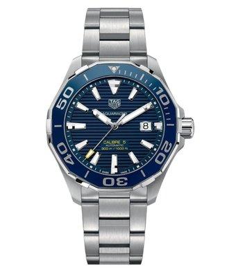 TAG Heuer Aquaracer 300M 43MM Calibre 5 (WAY201B.BA0927)