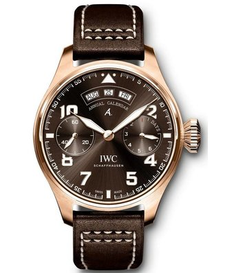 IWC Horloge Big Pilot's Watch 46mm Antoine de Saint Exupery IW502706