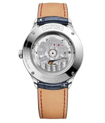 Baume & Mercier Horloge Clifton Baumatic 40mm M0A10398