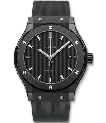 Hublot Horloge Classic Fusion 45mm Black Magic Ceramic 511.CM.1771.RX