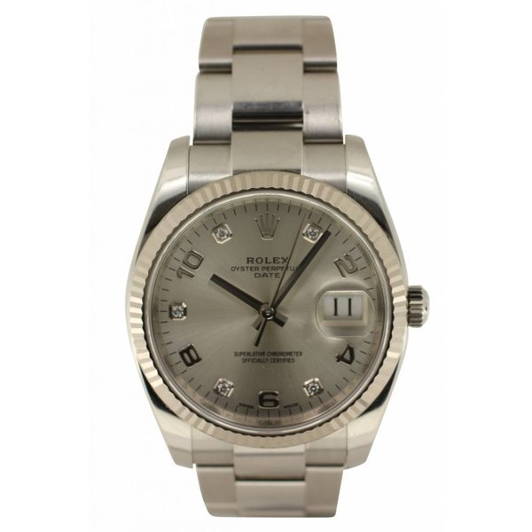 Oyster Perpetual Date 34