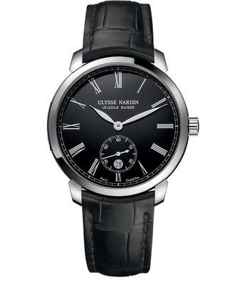 Ulysse Nardin Horloge Classic 40mm Manufacture 3203-136-2/E2