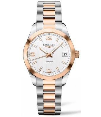 Longines Horloge Conquest Classic 34mm L2.385.5.76.7