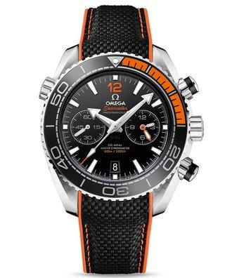 Omega Horloge Seamaster 46mm Planet Ocean 600M Co-Axial Master Chronometer  Chronograph 215.32.46.51.01.001