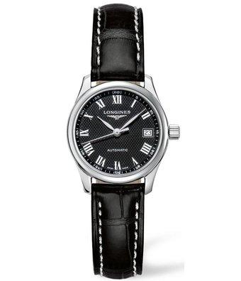 Longines Horloge Master Collection 25mm L2.128.4.51.7