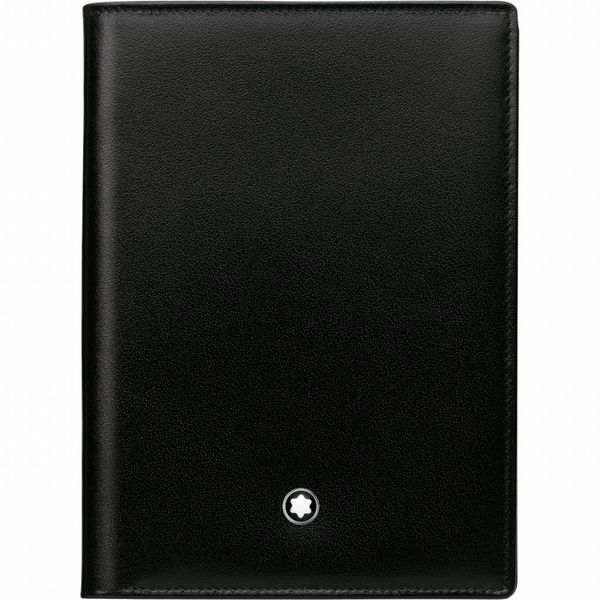 MST Wallet 4cc View Pocket Black