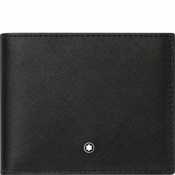 MB Sartorial Wallet 6cc Black