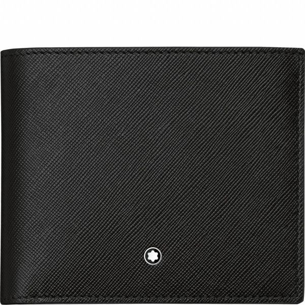 MB Sartorial Wallet 4cc CoinC Black
