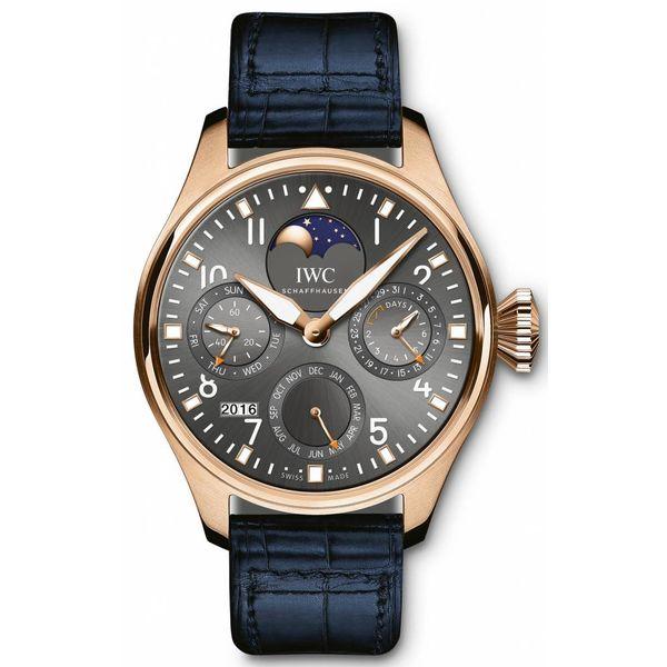 Big Pilot's Watch 46mm Perpetual Calendar Tribute 1936