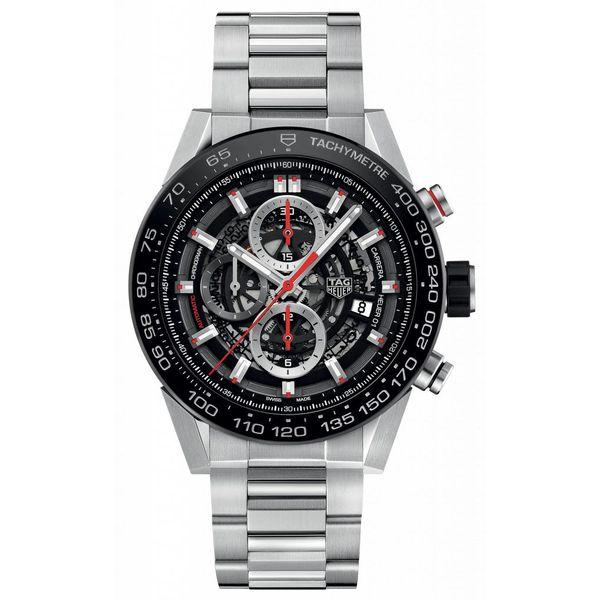 Calibre chronograph 45mm