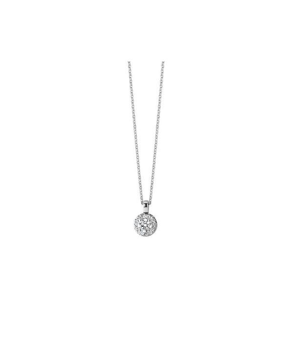 Schaap en Citroen Diamonds pendant