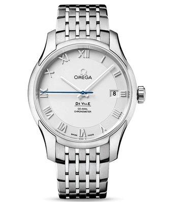 Omega De Ville 41mm Hour Vision (431.10.41.21.02.001)