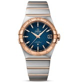 Omega Constellation 38mm Co-Axial (123.20.38.21.03.001)