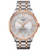 Tissot Horloge T-Classic 42mm Chemin des Tourelles Powermatic 80 T099.407.22.038.01
