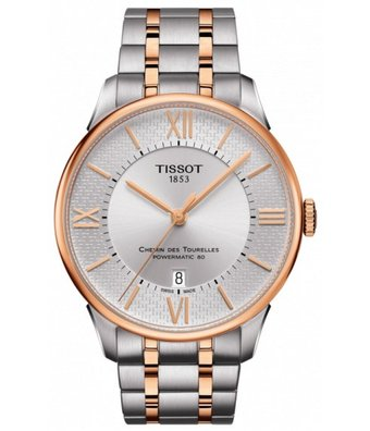 Tissot T-Classic 42mm Chemin des Tourelles Powermatic 80 T099.407.22.038.01