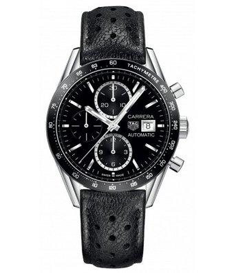 TAG Heuer Carrera price calibre 16 chronograph 41mm  (CV201AJ.FC6357)