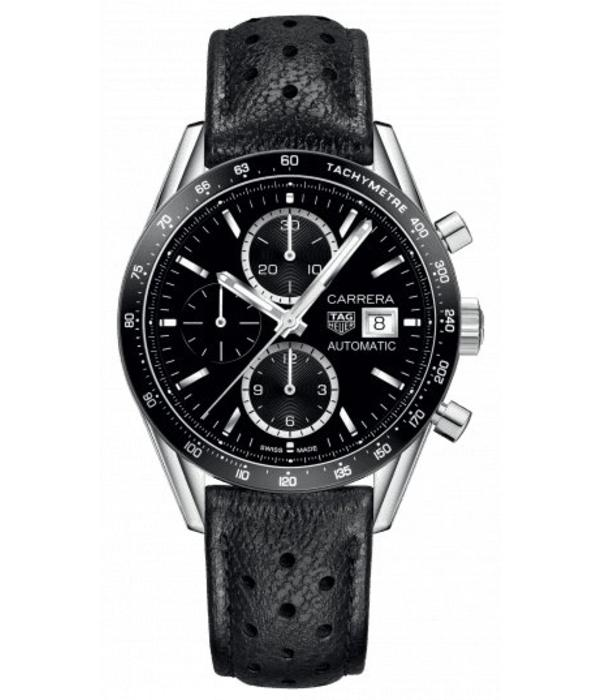 TAG Heuer Carrera price calibre 16 chronograph 41mm  (CV201AJ.FC6357)