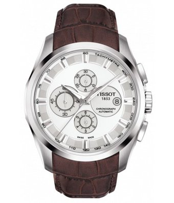 Tissot T-Classic 43mm Couturier T035.627.16.031.00