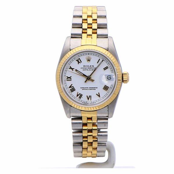Rolex Lady-Datejust +/- 1988