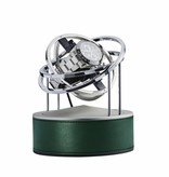 Bernard Favre Planet Double Axis Green/Silver [115.01.02.999960]