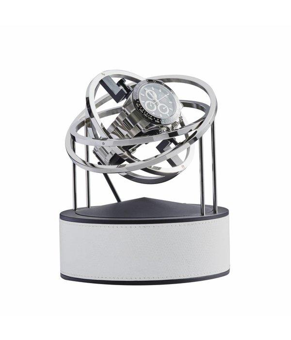Bernard Favre Planet Double Axis White/Silver [115.01.02.109990]
