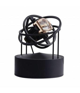 Bernard Favre Watchwinder Planet Double Axis Black/Black 115.01.02.101000