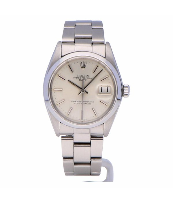 Pre-owned Rolex Oyster Perpetual Date