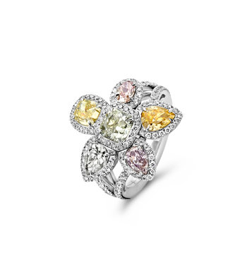 Schaap en Citroen Ring Diamonds 312.6537.49.6