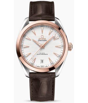 Omega Horloge Seamaster 41mm Aqua Terra 150M 220.23.41.21.02.001