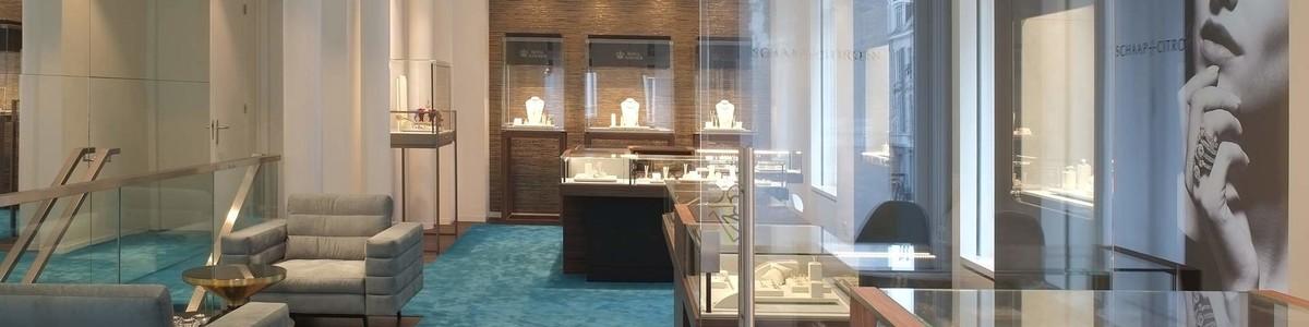 Schaap en Citroen Diamonds Boutique Amsterdam