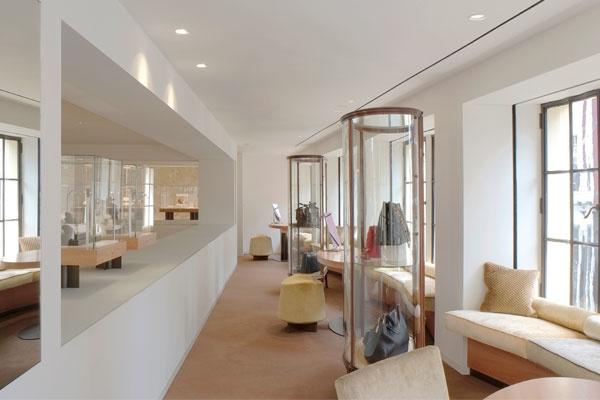 Schaap en Citroen juwelier Den Haag | binnenkant juweliershuis