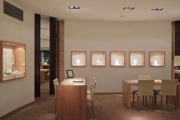 Schaap en Citroen juwelier | binnenkant juweliershuis