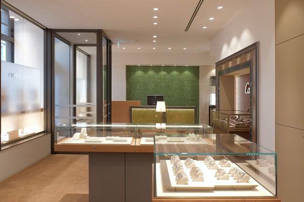 Schaap en Citroen juwelier Maastricht | binnenkant juweliershuis