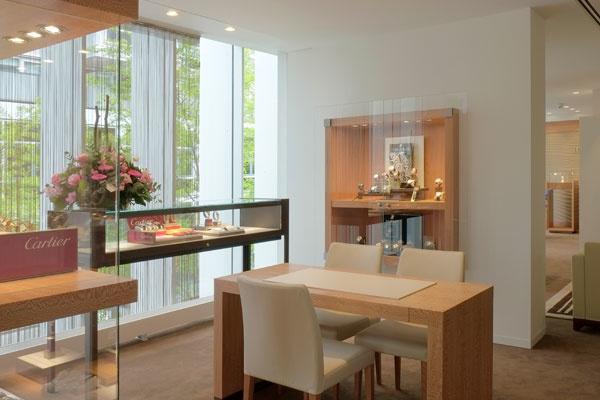 Schaap en Citroen juwelier Rotterdam | binnenkant juweliershuis