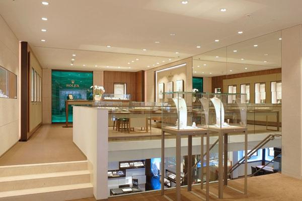 Schaap en Citroen jeweller Utrecht | inside jewellery store
